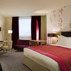 Отель Sofitel Luxembourg Le Grand Ducal 5* Стандартный номер с различными типами кроватей