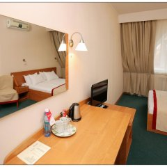Гостиница Колибри Улучшенный номер с двуспальной кроватью фото 9