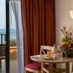 Отель Fiesta Americana Cancun Villas 3* Стандартный номер с разными типами кроватей