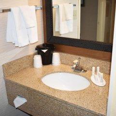 Отель Fairfield Inn & Suites by Marriott Albuquerque Airport ванная фото 2