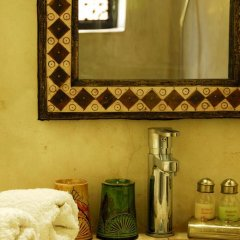 Отель Ecolodge Bab El Oued Maroc Oasis Стандартный номер с различными типами кроватей фото 4