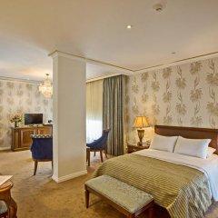 Отель Amman International 4* Представительский люкс с различными типами кроватей фото 4