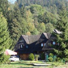 Отель Camping Harenda Pokoje Gościnne i Domki Стандартный номер фото 2