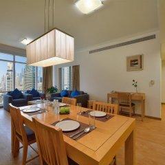 Oaks Liwa Heights Hotel Apartments 3* Улучшенные апартаменты с 2 отдельными кроватями фото 3