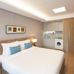 Отель Fraser Place Central Seoul 4* Студия с различными типами кроватей фото 4