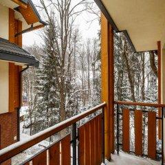 Отель Tatrytop Apartamenty Comfort Закопане балкон