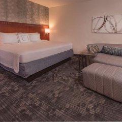 Отель Courtyard Arlington Rosslyn 3* Стандартный номер с различными типами кроватей фото 4