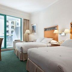Отель Hilton Dubai Jumeirah 5* Номер Делюкс с различными типами кроватей фото 3