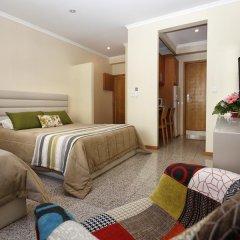 Hotel do Norte 2* Студия с различными типами кроватей фото 2