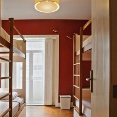 Porto Spot Hostel Кровать в общем номере фото 3