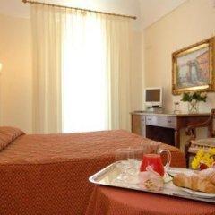 Отель Residenza Del Duca 3* Стандартный номер с различными типами кроватей фото 8
