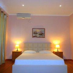 Отель Viktoria Албания, Тирана - отзывы, цены и фото номеров - забронировать отель Viktoria онлайн комната для гостей фото 5