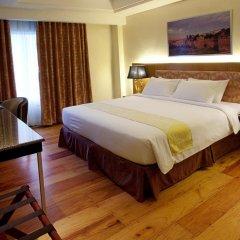 Hotel Elizabeth Cebu 3* Представительский люкс с различными типами кроватей фото 4