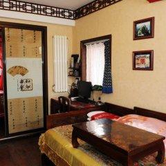 Beijing Double Happiness Hotel 3* Стандартный номер с различными типами кроватей фото 5
