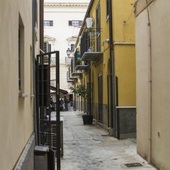 Отель La Kalsetta Италия, Палермо - отзывы, цены и фото номеров - забронировать отель La Kalsetta онлайн балкон