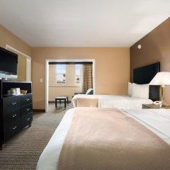 Отель Days Inn by Wyndham Hollywood Near Universal Studios США, Лос-Анджелес - 1 отзыв об отеле, цены и фото номеров - забронировать отель Days Inn by Wyndham Hollywood Near Universal Studios онлайн комната для гостей фото 5