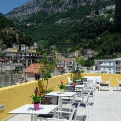 Отель Amalfi Luxury House 2* Люкс с различными типами кроватей фото 24