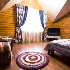Гостиница Gostinyi Dvor Dobrynia Одесса комната для гостей фото 3