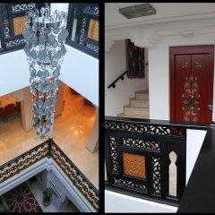 Отель Dar Souran Марокко, Танжер - отзывы, цены и фото номеров - забронировать отель Dar Souran онлайн интерьер отеля фото 2