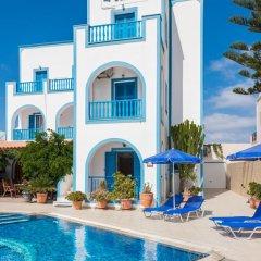 Отель Villa Margarita Греция, Остров Санторини - отзывы, цены и фото номеров - забронировать отель Villa Margarita онлайн детские мероприятия