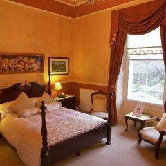 Отель Kingsburgh House Hotel Великобритания, Эдинбург - отзывы, цены и фото номеров - забронировать отель Kingsburgh House Hotel онлайн комната для гостей фото 2