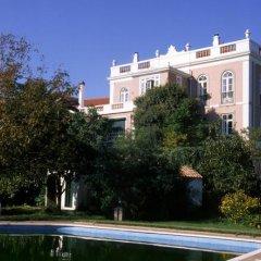 Отель Casa De Fontes бассейн