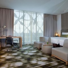 Отель Crowne Plaza Changi Airport 5* Номер Бизнес фото 3