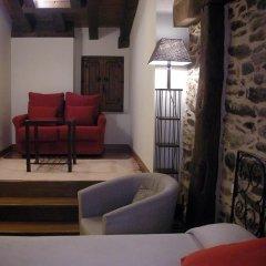 Отель La Hoja de Roble Стандартный номер с различными типами кроватей
