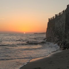 California Trailer Park & Hotel пляж фото 2