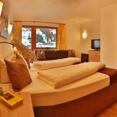 Hotel Garni Fiegl Apart 3* Стандартный номер фото 5