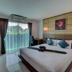 Отель Pool Access 89 at Rawai 3* Семейный номер Делюкс с двуспальной кроватью фото 7