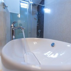 Отель Unima Grand 3* Номер Делюкс с различными типами кроватей фото 11