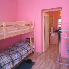 Double Plus Hostel Novoslobodskaya Кровать в мужском общем номере фото 2