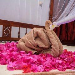 Отель Negombo Village 2* Номер Делюкс с различными типами кроватей фото 2