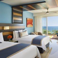 Отель Secrets Huatulco Resort & Spa 4* Полулюкс с различными типами кроватей фото 6