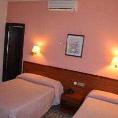 Отель Cuatro Naciones 2* Стандартный номер с 2 отдельными кроватями фото 2
