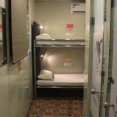 Отель Smyle Inn 2* Кровать в женском общем номере с двухъярусной кроватью фото 12