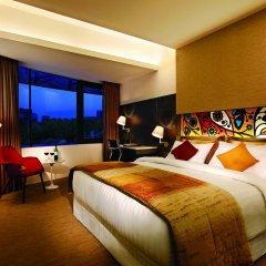 Wangz Hotel комната для гостей фото 3