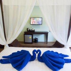 Отель Koh Tao Beach Club 3* Номер Делюкс с различными типами кроватей фото 4