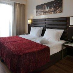 Отель Eurostars Budapest Center 4* Улучшенный номер с различными типами кроватей фото 3