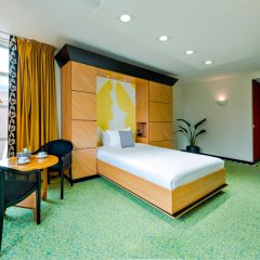 Hotel Theater Figi 4* Стандартный номер с различными типами кроватей фото 2