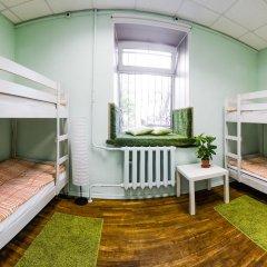 Хостел Old Flat на Невском Кровать в общем номере с двухъярусной кроватью фото 3