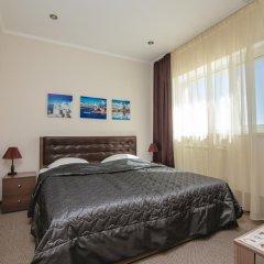 Гостиница Магнит Номер Делюкс разные типы кроватей фото 3