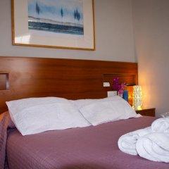 Отель Hostal La Muralla Стандартный номер с различными типами кроватей фото 20