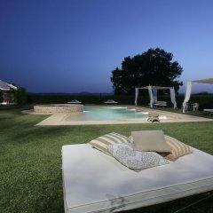 Отель Relais Montemaggiore Синалунга бассейн фото 3