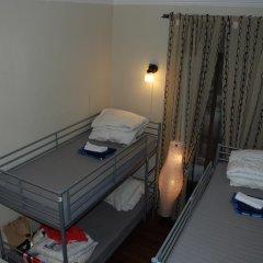Hostel Moscow 444 Кровать в общем номере с двухъярусными кроватями фото 2