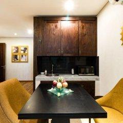 Отель Aleesha Villas 3* Вилла Делюкс с различными типами кроватей фото 15