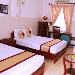 Отель AMY 3* Номер Делюкс фото 4