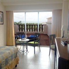 Отель GR Solaris Cancun - Все включено 5* Номер Делюкс с различными типами кроватей