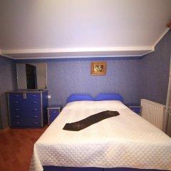 Hotel Edelweiss 3* Номер Делюкс с различными типами кроватей фото 3